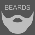 Group logo of Beards